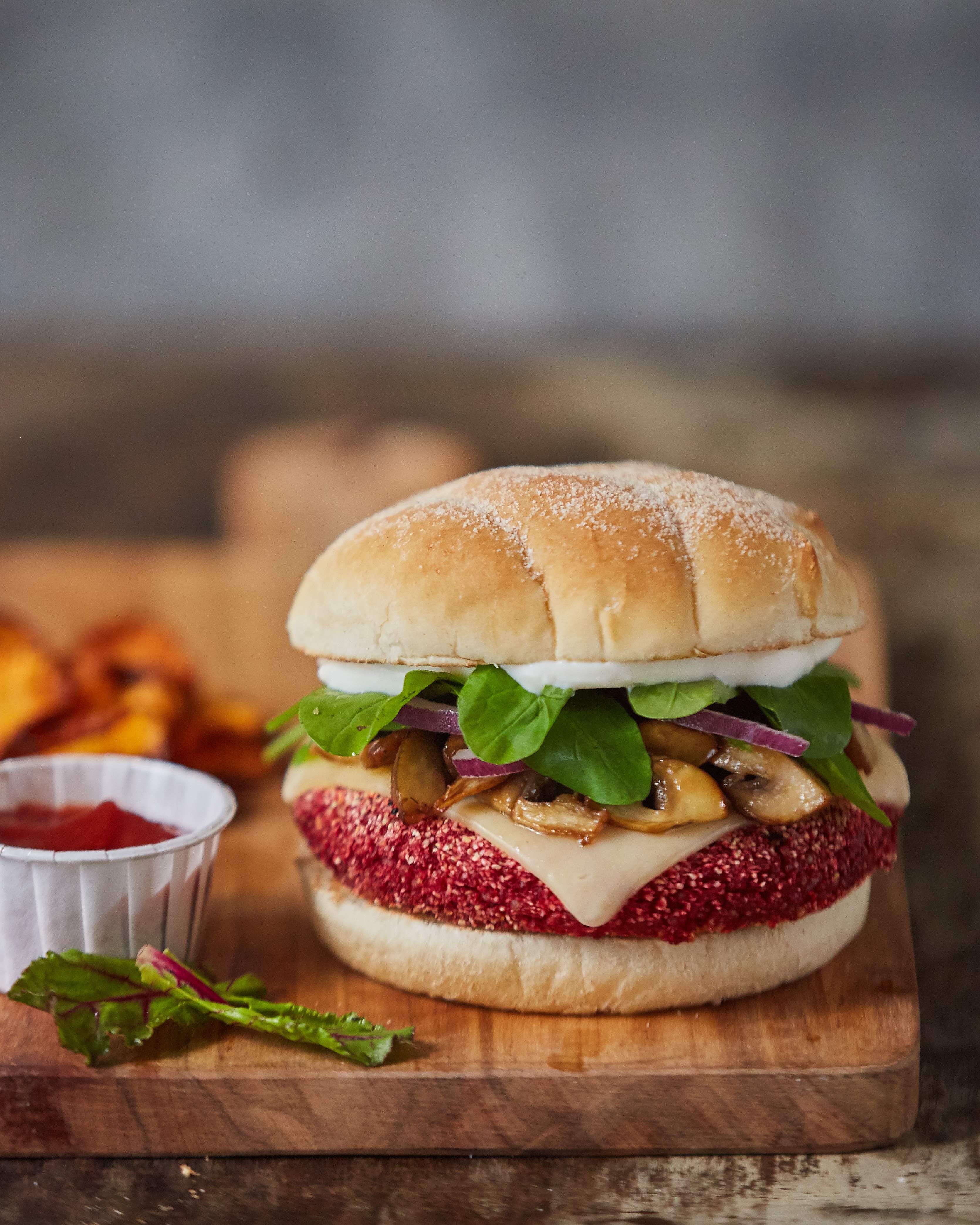 9-hamburguesa vegetariana